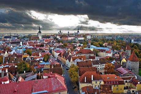 TALLINN CAPITALE EUROPEA ANTI-SMOG