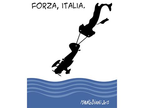 L'ITALIA AL BANCO DEI PEGNI, FRA TELECOM E COLOSSEO