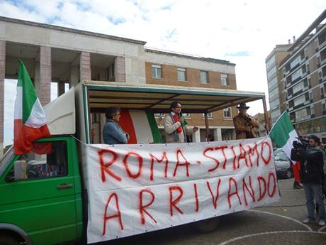 FORCONI, CHI È IL LEADER DELLA PROTESTA DANILO CALVANI