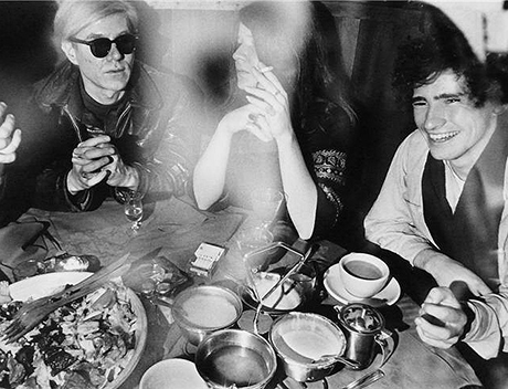 andy warhol janis joplin tim buckley