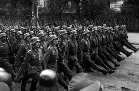 truppe tedesche varsavia