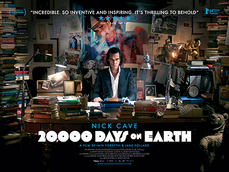 nick cave 2000 days on earth
