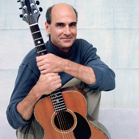 James Taylor photo: Danny Clinch