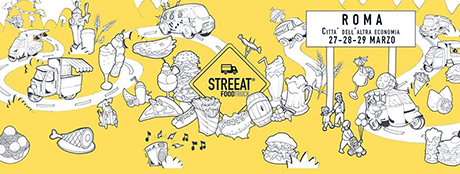streeat food truck festival 2015 roma
