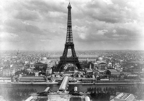 Torre Eiffel Esposizione Universale di Parigi 1889