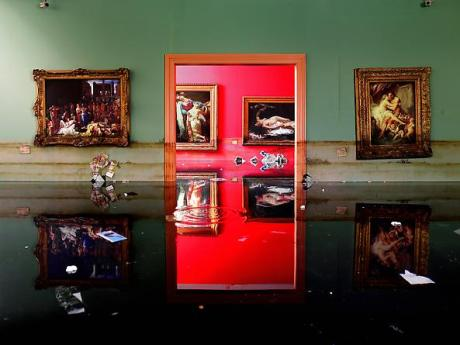 David LaChapelle - After the Deluge