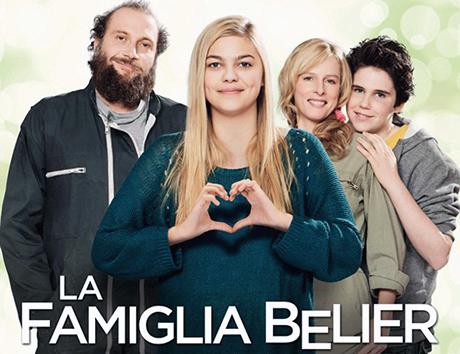 La Famiglia Belier poster film