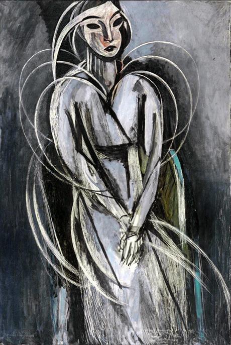 Matisse - Ritratto di Yvonne Landsberg, 1914