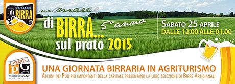 Un Mare di Birra sul Prato 2015