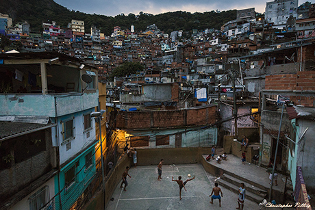 Favela da Rocinha, Christopher Pillitz