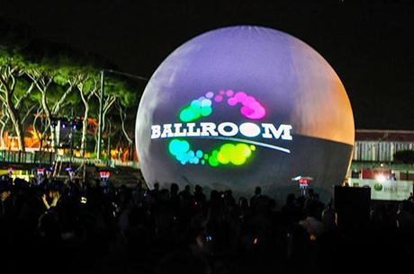 Internazionali BNL ballroom 2015