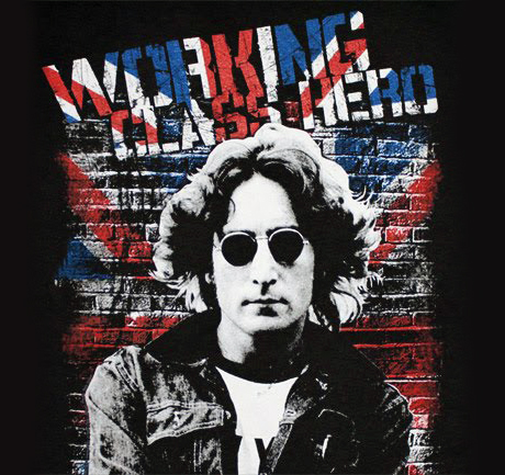 John Lennon Working Class Hero