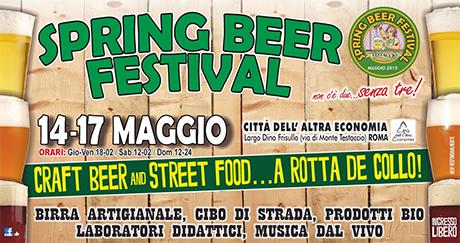 Spring Beer Festival