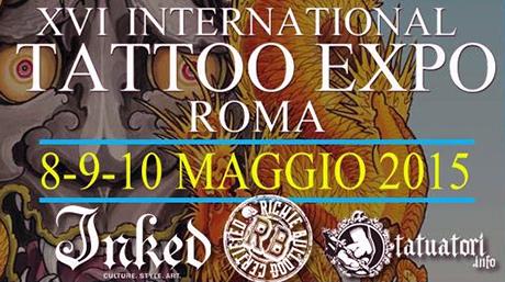 Tattoo Expo 2015 Roma
