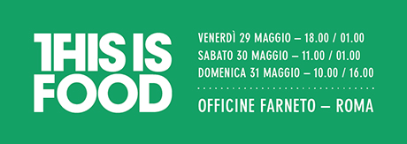 This is food - Officine Farneto Roma
