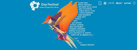 Day Festival Rome 2015