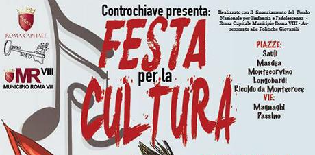 Festa della Cultura 2015, Garbatella