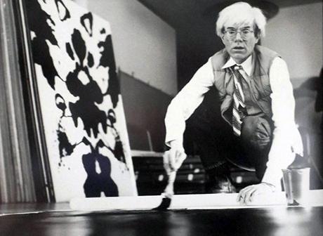 Gerald Bruneau, Andy Warhol 1980