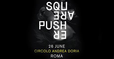 Squarepusher Andrea Doria Roma