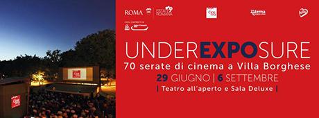 Cinema a Villa Borghese