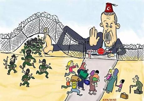 Vignetta Erdogan