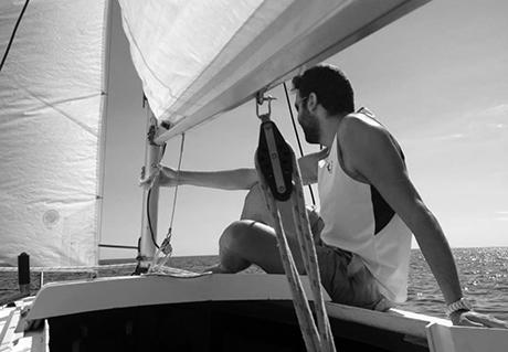 Vincenzo Spadaro barca