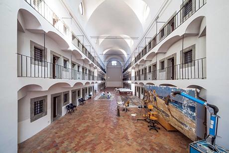 Ex carcere minorile via di San Michele