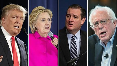 Candidati primarie USA 2016