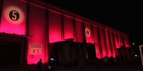 Teatro-5 Cinecittà