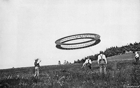 Esperimenti con il kite