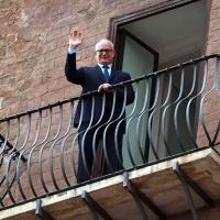 """Primo giorno da sindaco per Gualtieri: """"Tutte le mie energie per Roma"""""""
